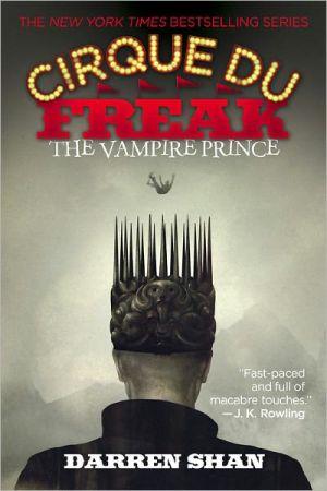 The Vampire Prince - Trade Paperback/Paperback