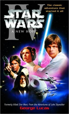 Star Wars: A New Hope - Paperback (ISBN: 9780345341464)