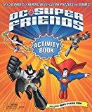 DC SUPER FRIENDS WIPE CLEAN ACTIVITY BOO