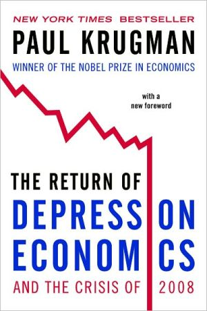 The Return of Depression Economics and the Crisis of 2008 - Trade Paperback/Paperback