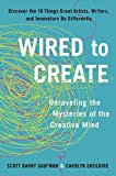 Wired to Create: Unraveling the Mysteries of the Creative Mind - Hardback