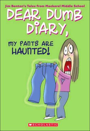 My Pants are Haunted - Paperback, illustrated edition