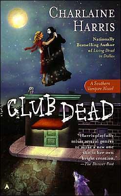 Club Dead: A True Blood Novel - Paperback, Ace mass-market ed