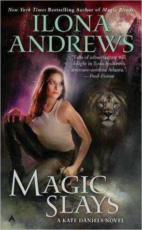Magic Slays - Paperback