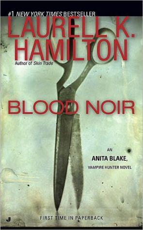 Blood Noir - Paperback