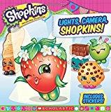 Lights, Camera, Shopkins! (Shopkins) - Trade Paperback/Paperback