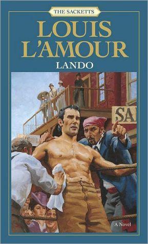 Lando: The Sacketts - Paperback, New edition