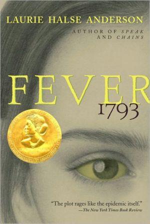Fever, 1793 - Paperback