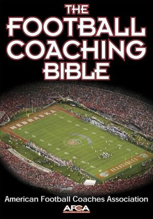 The Football Coaching Bible - Paperback, New title