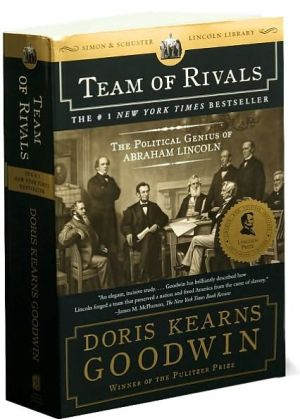 Team of Rivals: The Political Genius of Abraham Lincoln - Paperback