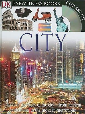 Eyewitness City - Mixed media product/Mixed Media, Contains Hardback