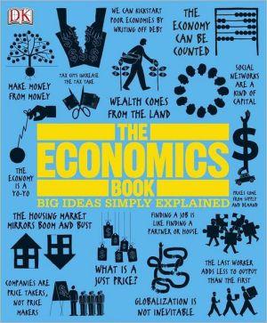 The Economics Book - Hardback