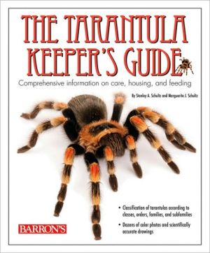 Tarantula Keeper's Guide - Paperback, 2nd Revised edition