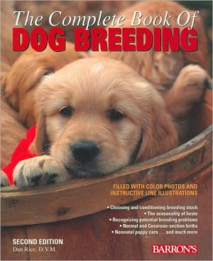 The Complete Book of Dog Breeding - Paperback, 2nd Revised edition