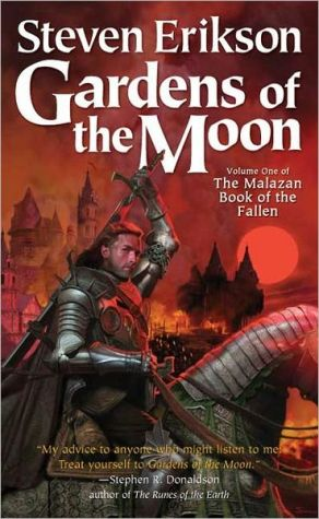 Gardens of the Moon - Paperback