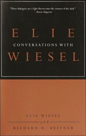 Conversations with Elie Wiesel - Paperback, New title