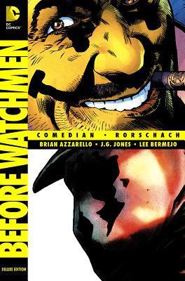 Before Watchmen: Comedian / Rorschach - Hardback