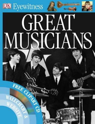 Great Musicians - Paperback, Contains CD-Audio and Paperback