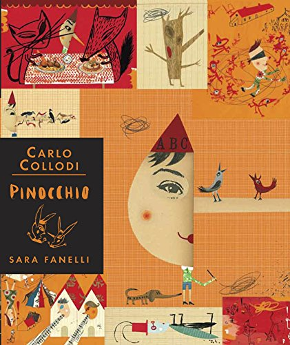 Pinocchio - Paperback (ISBN: 9781406317473)