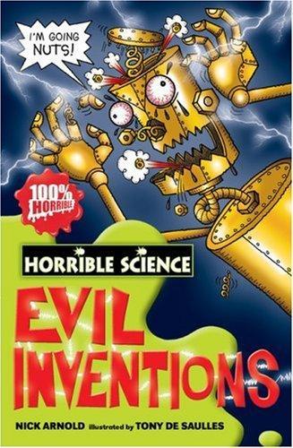 Evil Inventions - Paperback