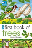 RSPB First Book of Trees - Paperback