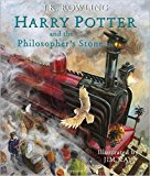 Harry Potter and the Philosopher's Stone - Hardback, Illustrated edition