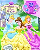 Disney Princess Storybook and Magic Bracelet - Board Book
