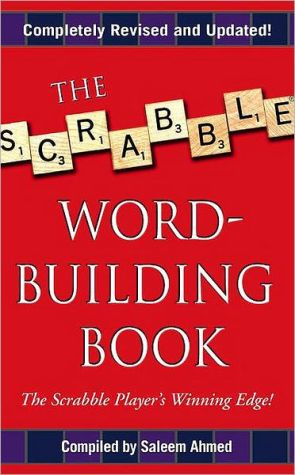 The Scrabble Word-Building Book - Paperback, Revised