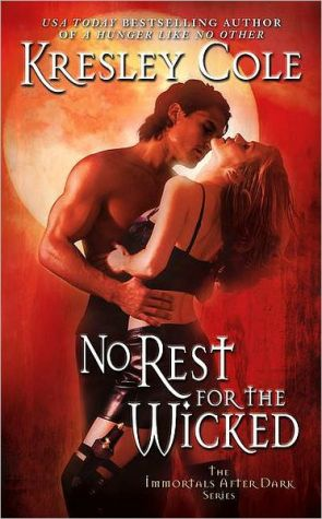 No Rest for the Wicked - Paperback, Pckt Star Books P