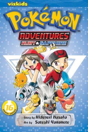 Pokemon Adventures - Trade Paperback/Paperback (ISBN: 9781421535500)