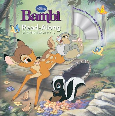 Bambi - Trade Paperback/Paperback, Contains CD-Audio and P