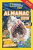 NATIONAL GEOGRAPHIHC KIDS ALMANAC 2018