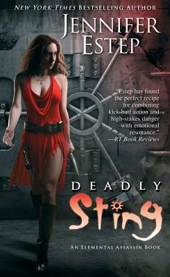 Deadly Sting - Paperback