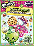 Shopkins Fruity Friends/Strawberry Kiss (Sticker and Activity Book) - Trade Paperback/Paperback