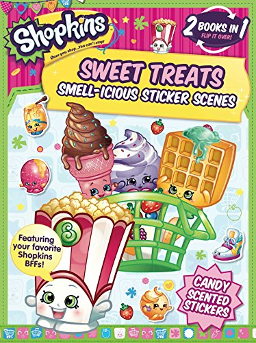 Shopkins Sweet Treats/Cheeky Chocolate (Sticker and Activity Book) - Trade Paperback/Paperback