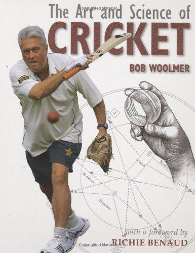 The Art and Science of Cricket - Hardback
