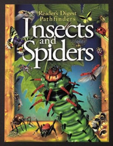 Pathfinders - Insects & Spiders - Paperback