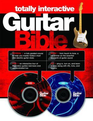 Totally Interactive Guitar Bible - Mixed media product/Mixed Media, Contains Hardback