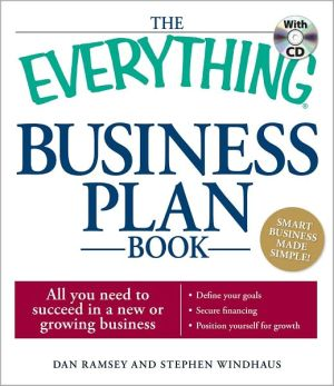 THE EVERYTHING BUSINESS PLAN BOOK: ALL Y