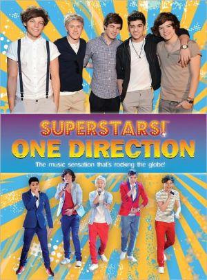 Superstars! One Direction: Inside Their World - Trade Paperback/Paperback