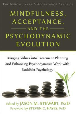 Mindfulness, Acceptance, and the Psychodynamic Evolution: Bringing Values into Treatment Planning and Enhancing Psychodynamic Work with Buddhist Psychology - Trade Paperback/Paperback