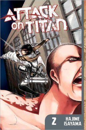 Attack on Titan 2 - Trade Paperback/Paperback