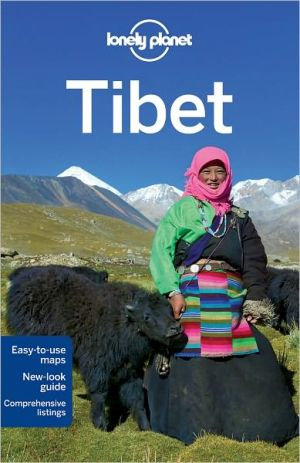 Lonely Planet Tibet - Paperback, 8th Revised edition