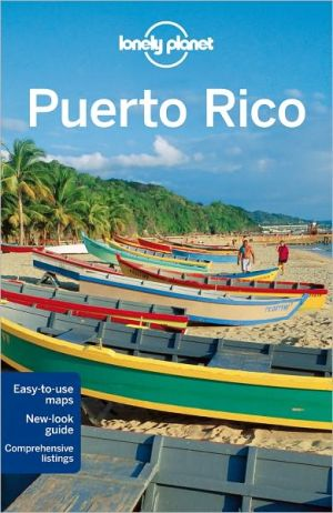 Lonely Planet Puerto Rico - Trade Paperback/Paperback, 5th Revised edition