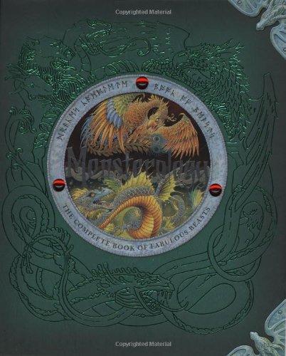 Monsterology - Hardback