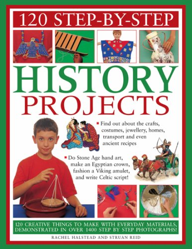 HISTORY PROJECTS - 120 STEP BY STEP