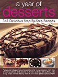 A YEAR OF DESSERTS: 365 DELICIOUS STEP-B