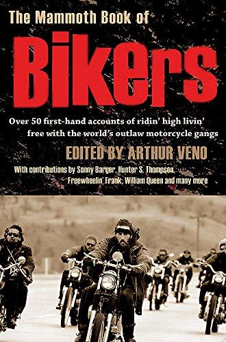 The Mammoth Book of Bikers - Paperback