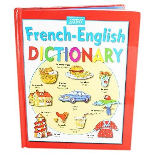 LANGUAGE MASTER FRENCH-ENGLISH DICTIONAR