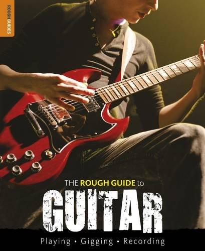 The Rough Guide to Guitar - Paperback
